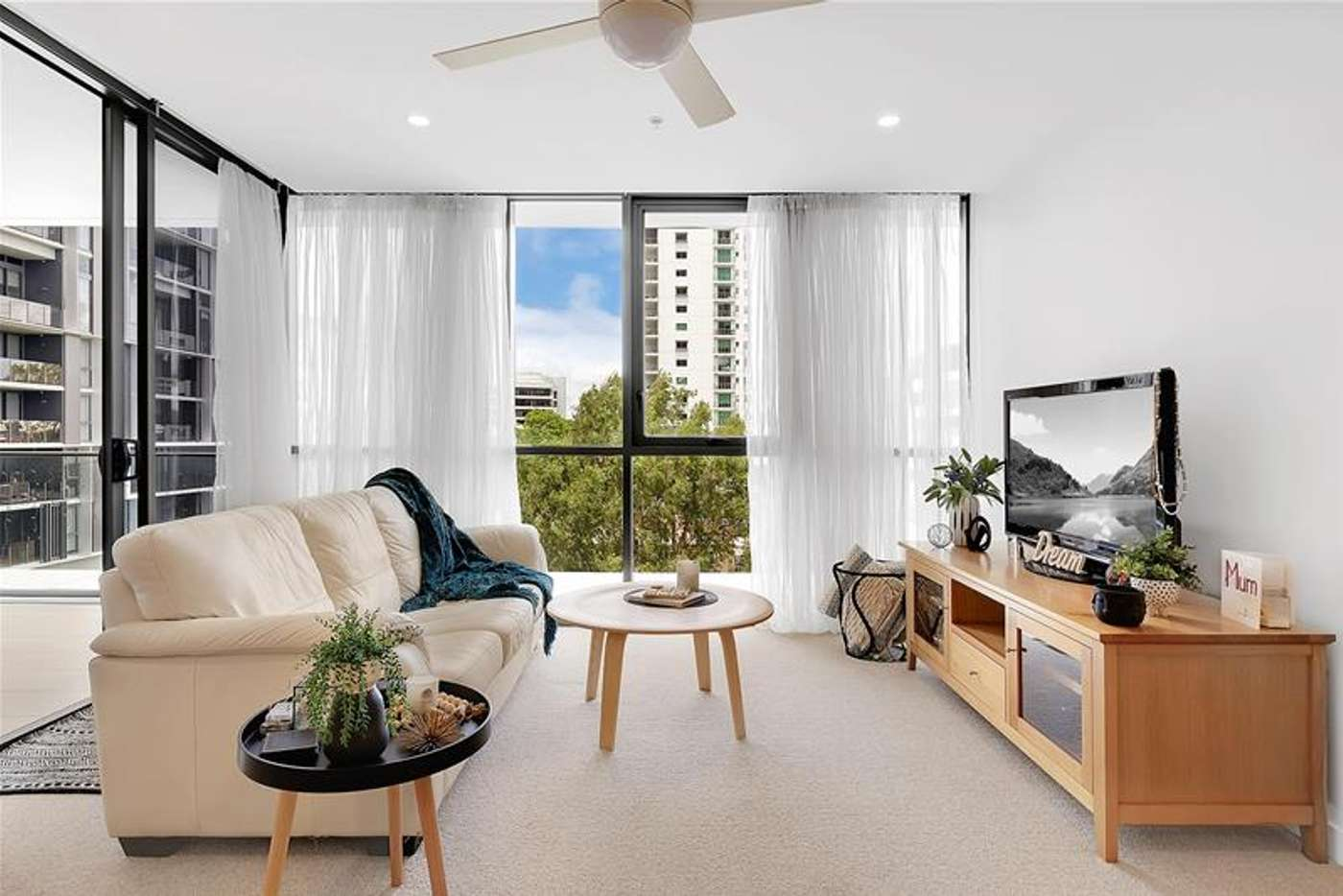 Main view of Homely apartment listing, 302/55 Railway Terrace, Milton QLD 4064