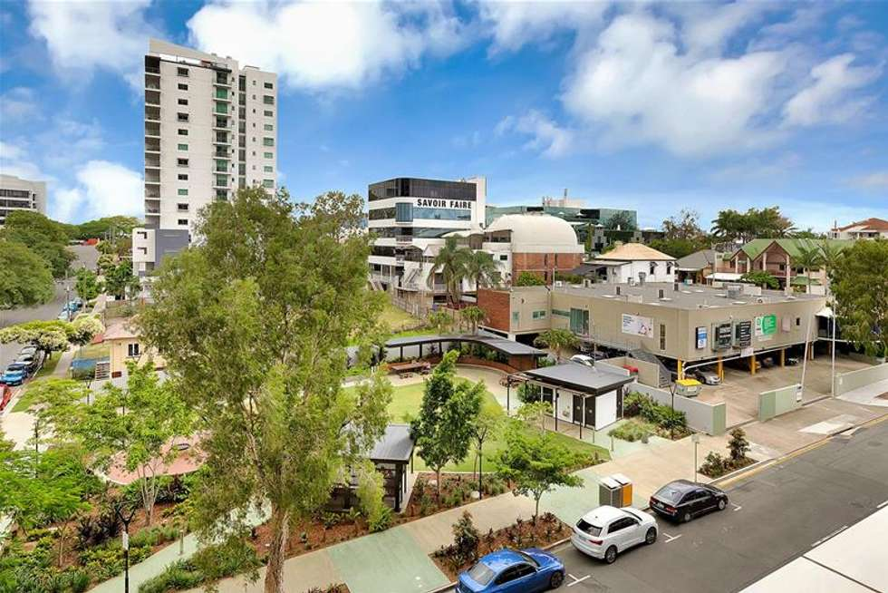 Second view of Homely apartment listing, 302/55 Railway Terrace, Milton QLD 4064