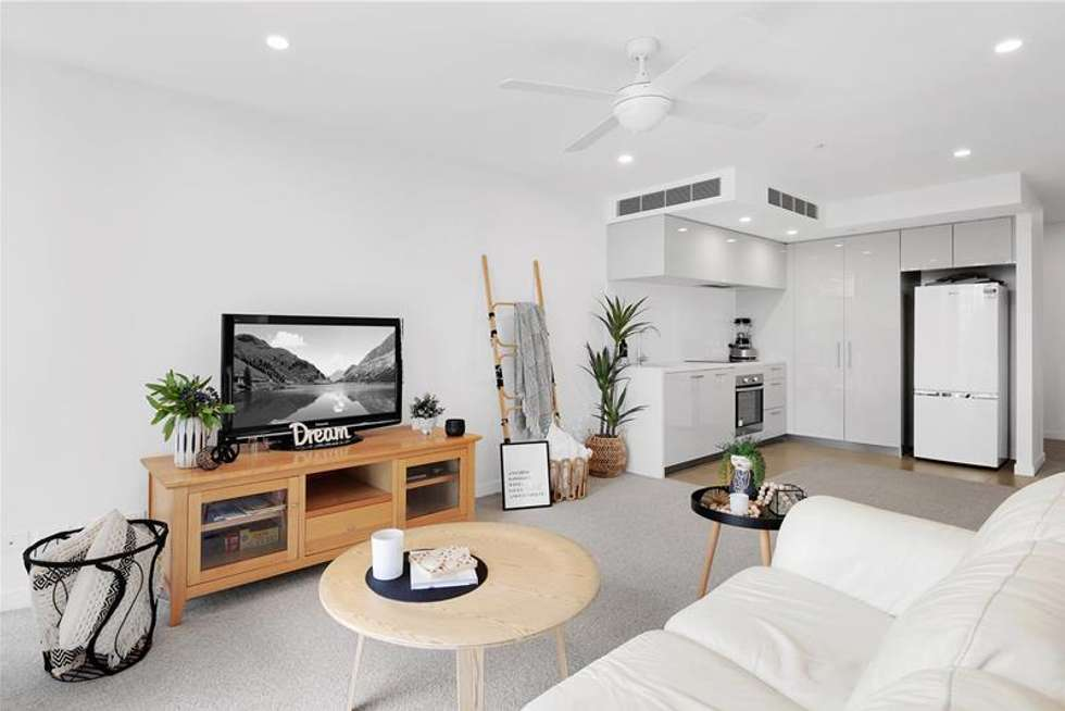Fifth view of Homely apartment listing, 302/55 Railway Terrace, Milton QLD 4064