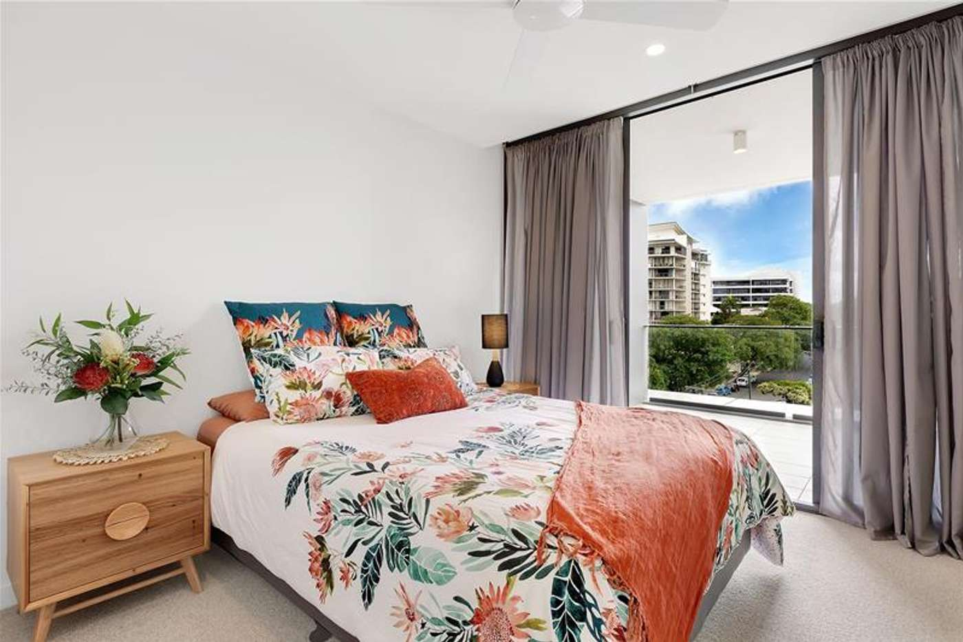 Seventh view of Homely apartment listing, 302/55 Railway Terrace, Milton QLD 4064