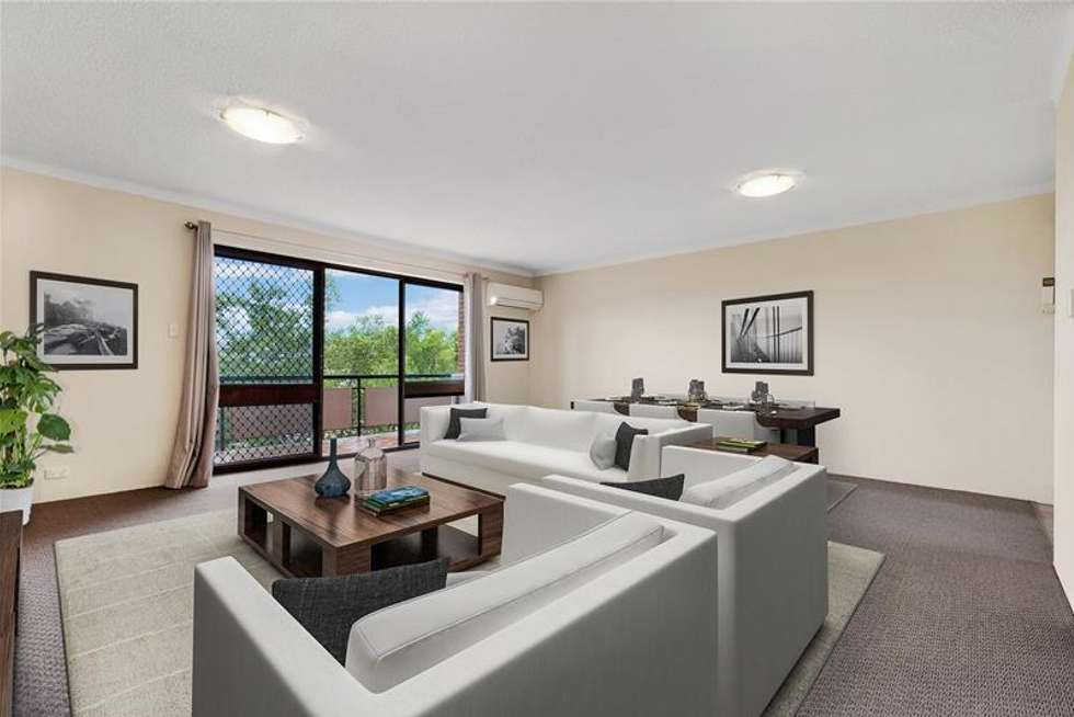 Second view of Homely apartment listing, 5/39 Monro Street, Kelvin Grove QLD 4059