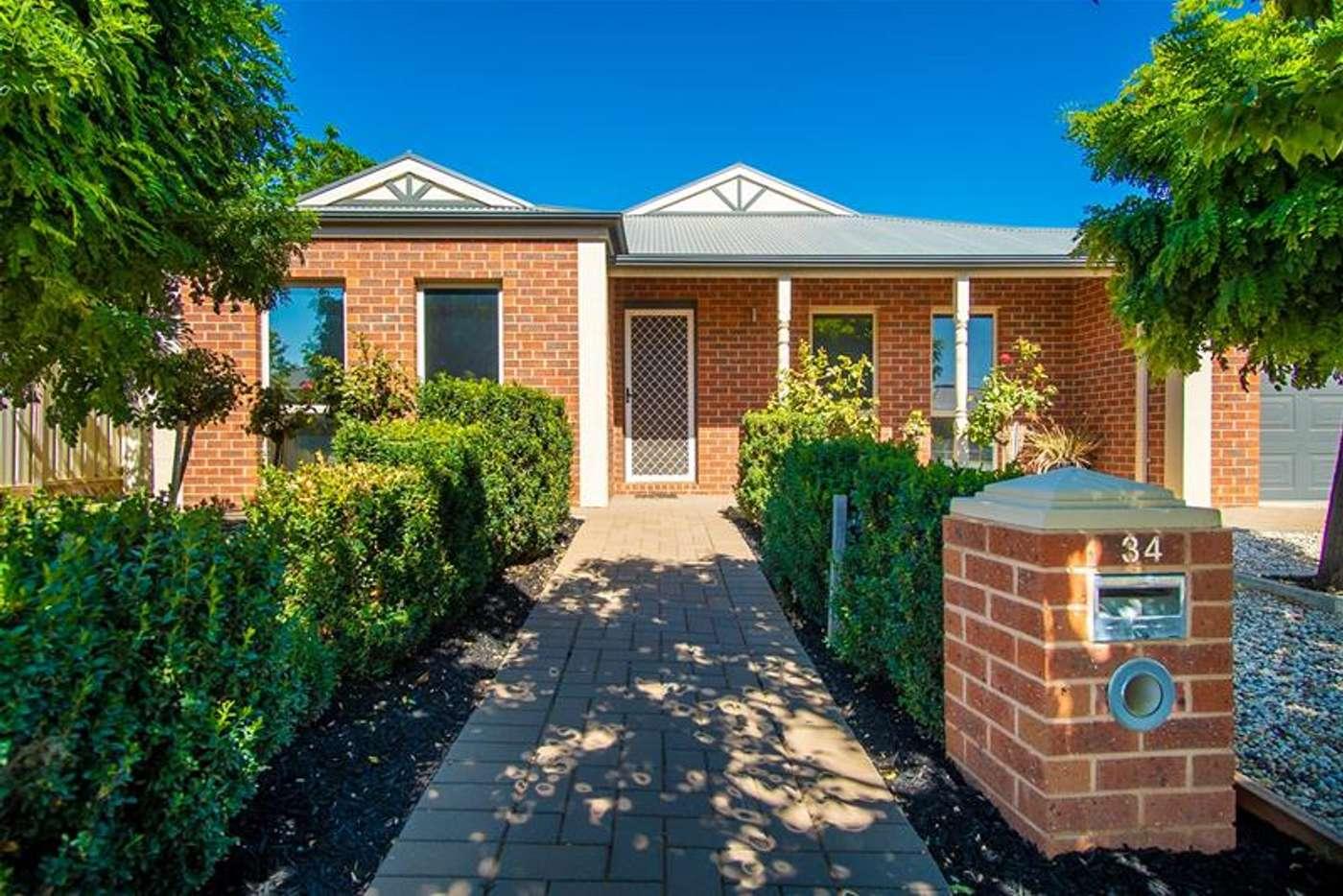 Main view of Homely house listing, 34 Wirraway Drive, Mildura VIC 3500