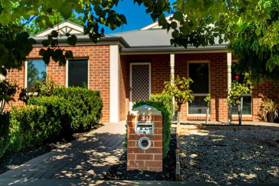 Second view of Homely house listing, 34 Wirraway Drive, Mildura VIC 3500