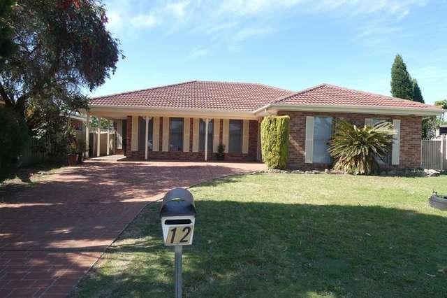 12 Honeyeater Place, Erskine Park NSW 2759