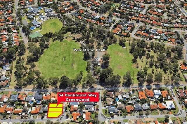 54 (Lot 502) Bankhurst Way, Greenwood WA 6024