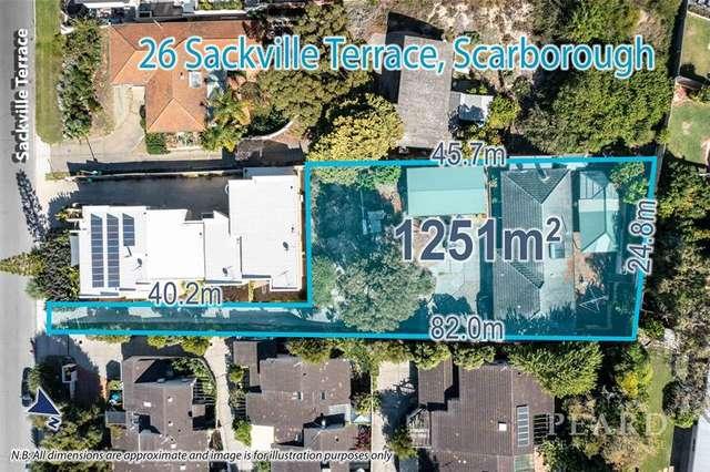26 Sackville Terrace, Scarborough WA 6019
