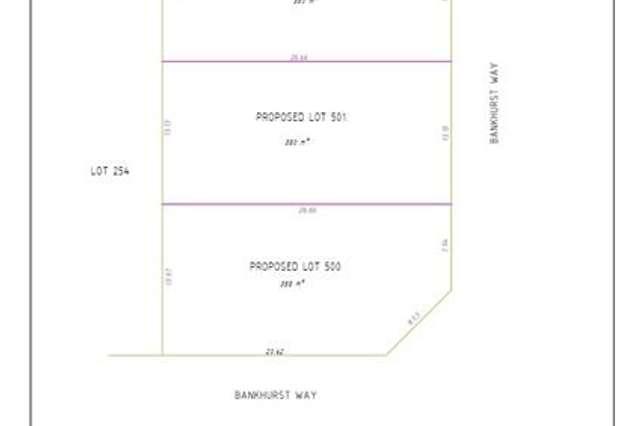 54 (Lot 501) Bankhurst Way, Greenwood WA 6024