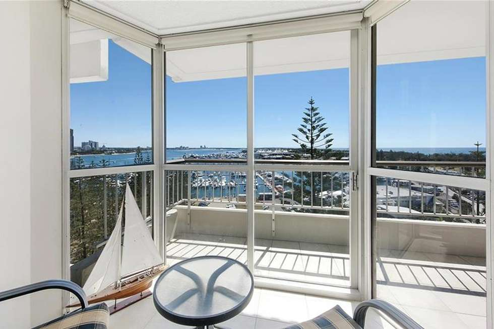 Fourth view of Homely apartment listing, 'YACHTING TOWERS' 18 Macarthur Parade, Main Beach QLD 4217