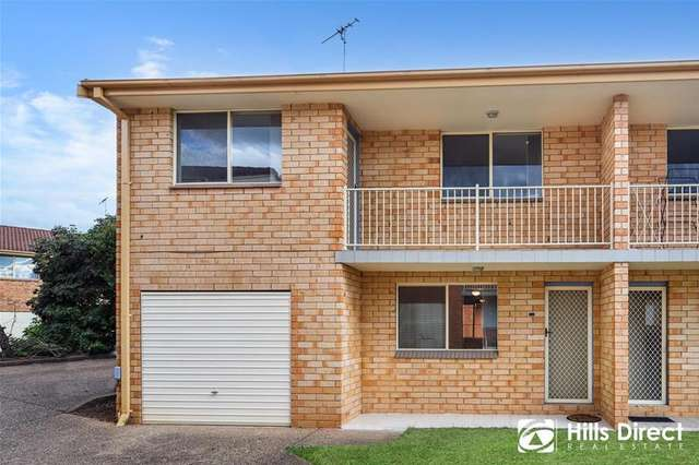 12/16 Highfield Road, Quakers Hill NSW 2763
