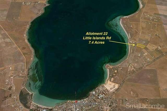 Lot 22 Little Islands Road, Streaky Bay SA 5680