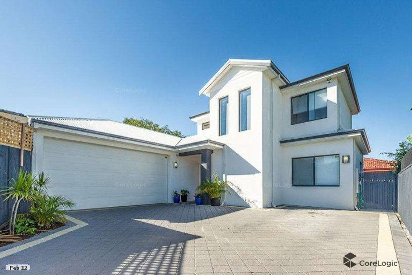 Main view of Homely townhouse listing, 73A Wood Street, Inglewood WA 6052