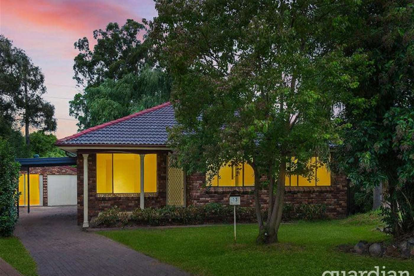 Main view of Homely house listing, 13 Attard Avenue, Marayong NSW 2148