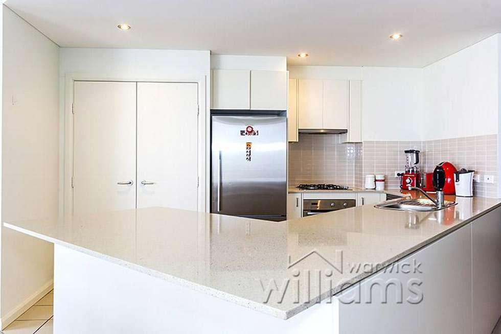 Second view of Homely apartment listing, Paros 804/1 Stromboli Strait, Wentworth Point NSW 2127