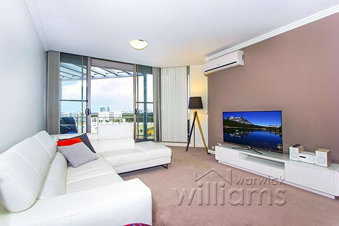 Main view of Homely apartment listing, Paros 804/1 Stromboli Strait, Wentworth Point NSW 2127