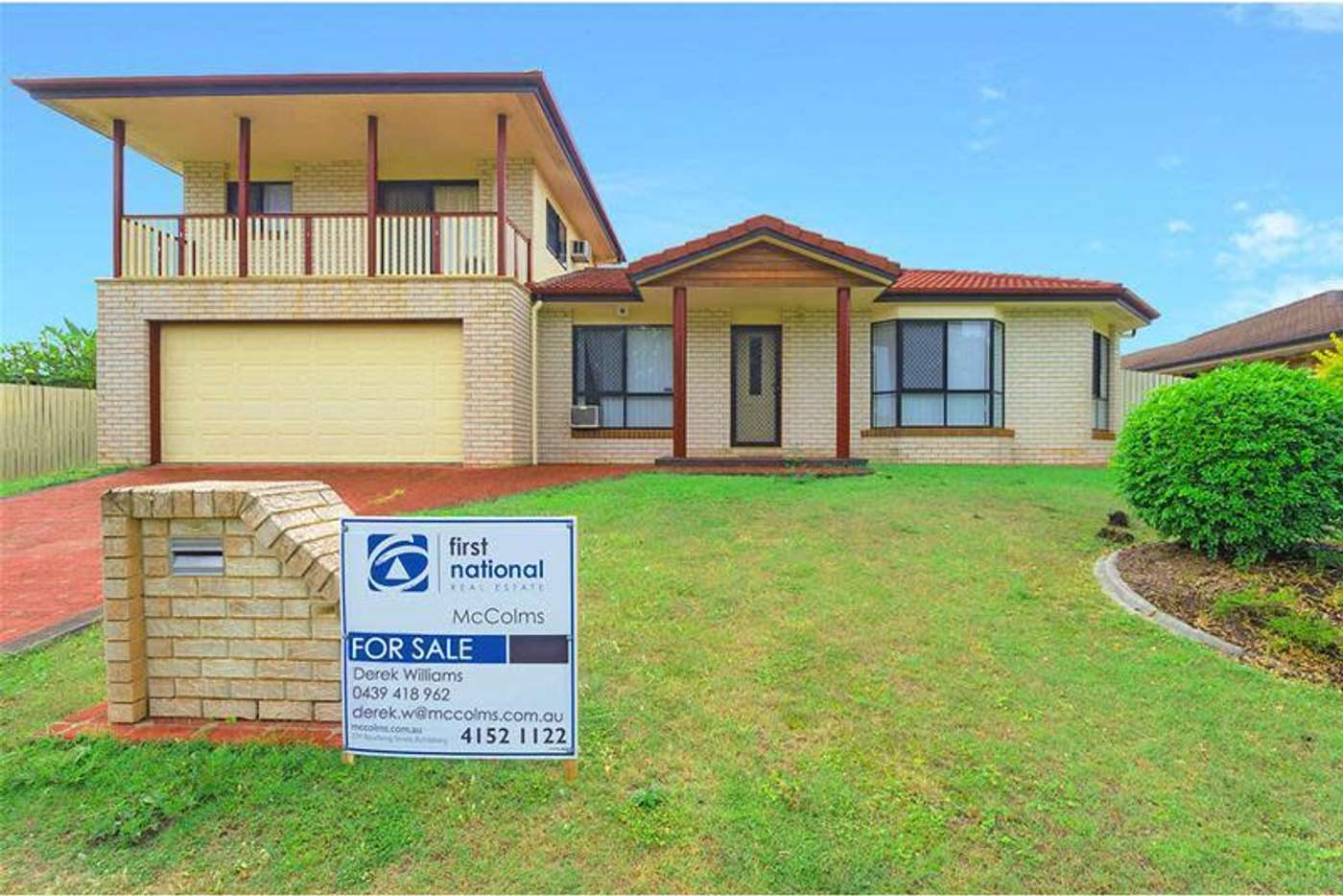 Main view of Homely house listing, 11 Doblo Street, Avoca QLD 4670