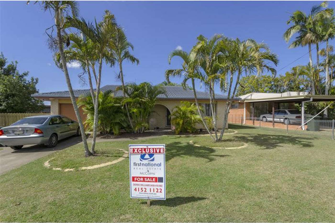 Main view of Homely house listing, 4 Peatey Street, Kepnock QLD 4670