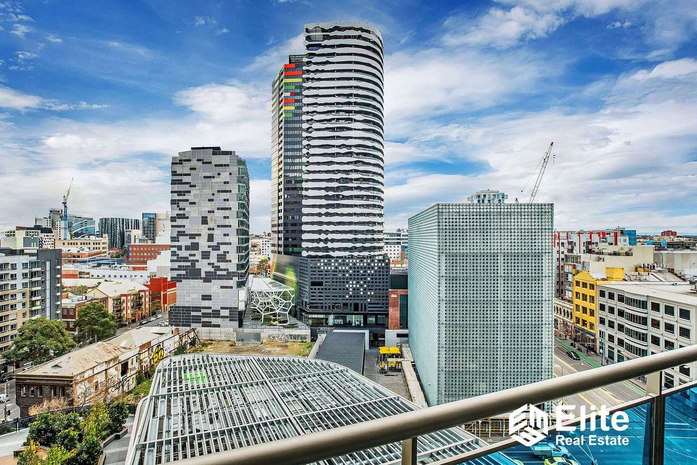 Main view of Homely apartment listing, 1106/483 SWANSTON STREET, Melbourne VIC 3000