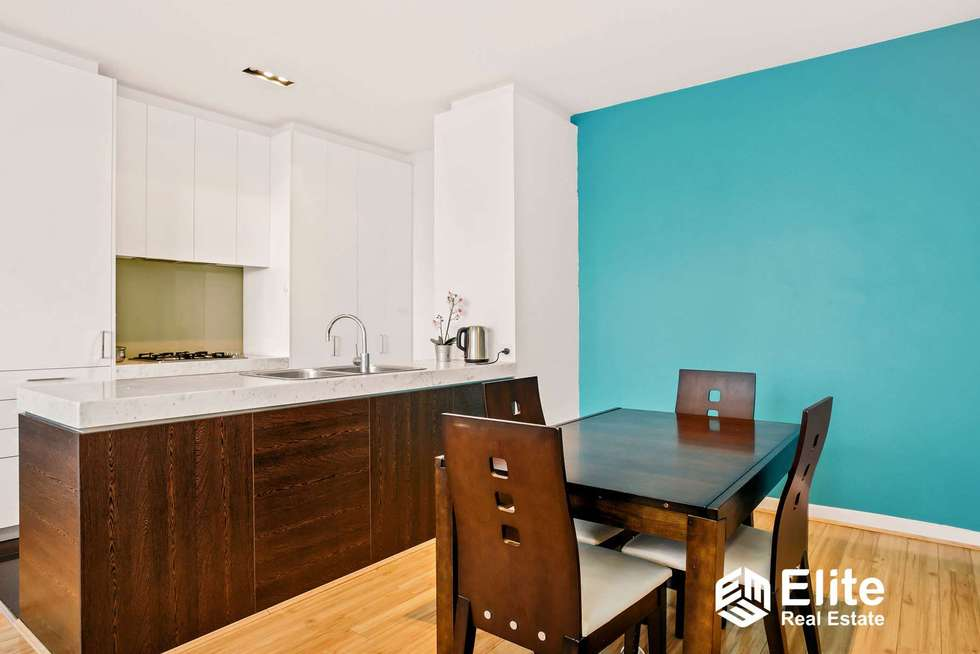 Third view of Homely apartment listing, 1106/483 SWANSTON STREET, Melbourne VIC 3000