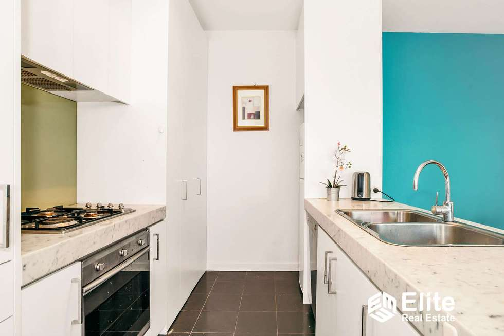 Fourth view of Homely apartment listing, 1106/483 SWANSTON STREET, Melbourne VIC 3000