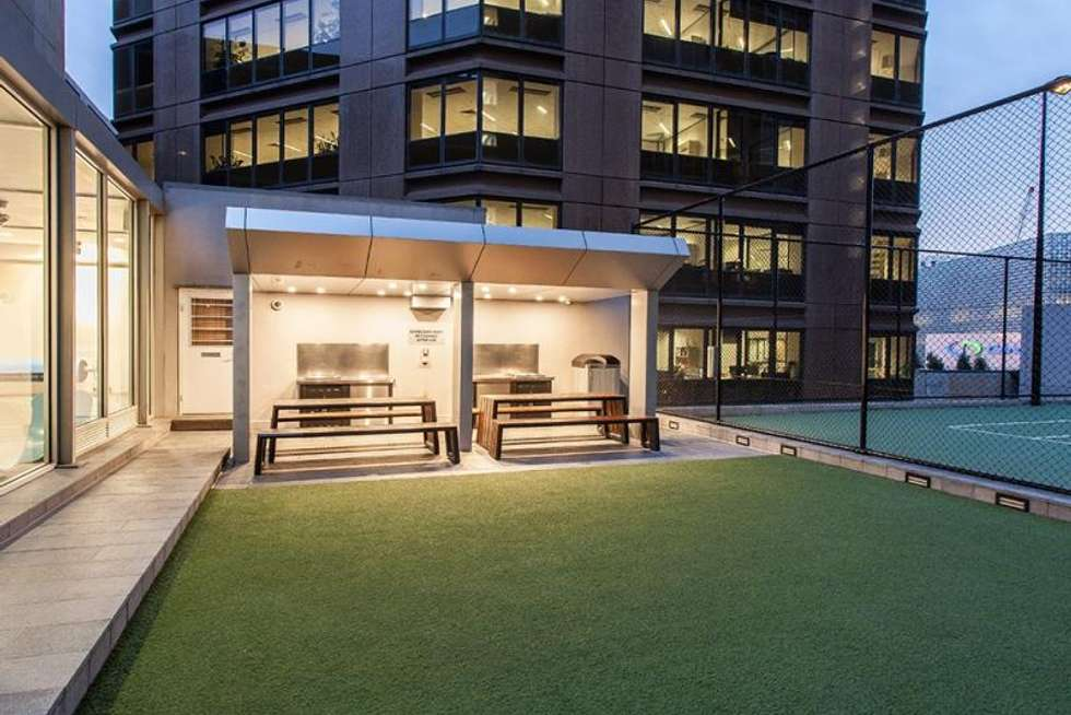 Fifth view of Homely apartment listing, 1106/483 SWANSTON STREET, Melbourne VIC 3000