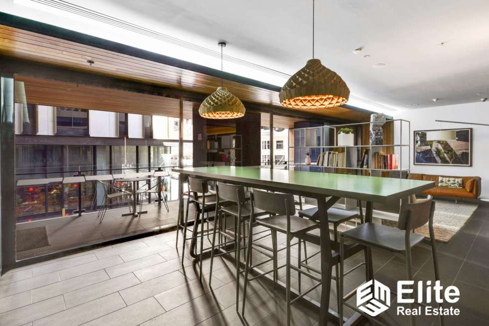 Second view of Homely apartment listing, 3202/80 A'BECKETT STREET, Melbourne VIC 3000