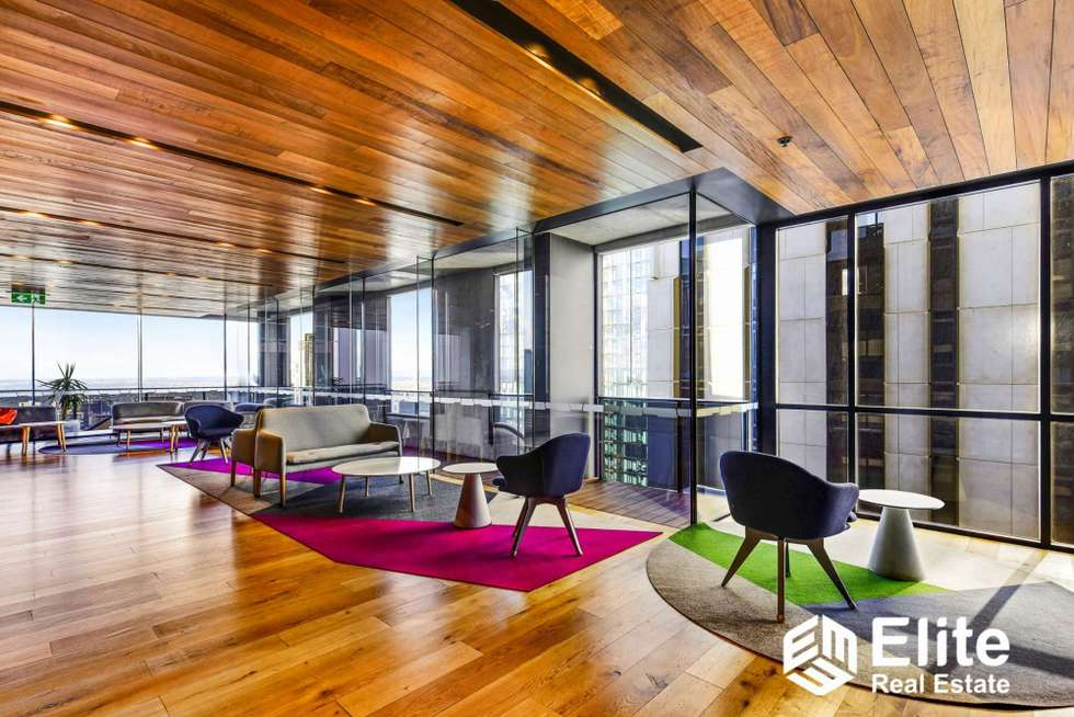 Fourth view of Homely apartment listing, 3202/80 A'BECKETT STREET, Melbourne VIC 3000