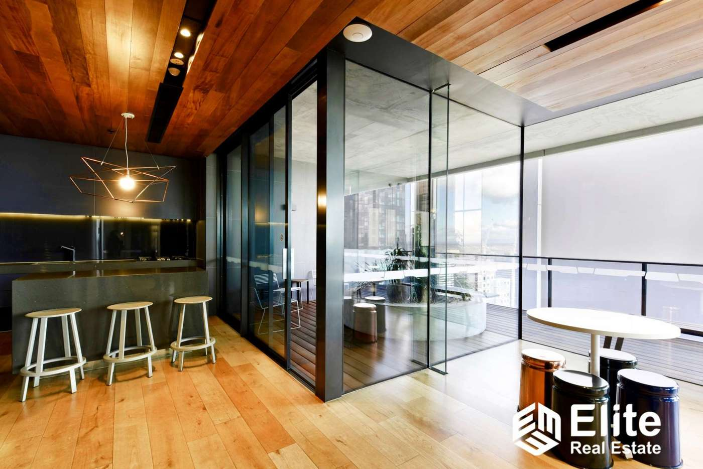 Fifth view of Homely apartment listing, 3202/80 A'BECKETT STREET, Melbourne VIC 3000