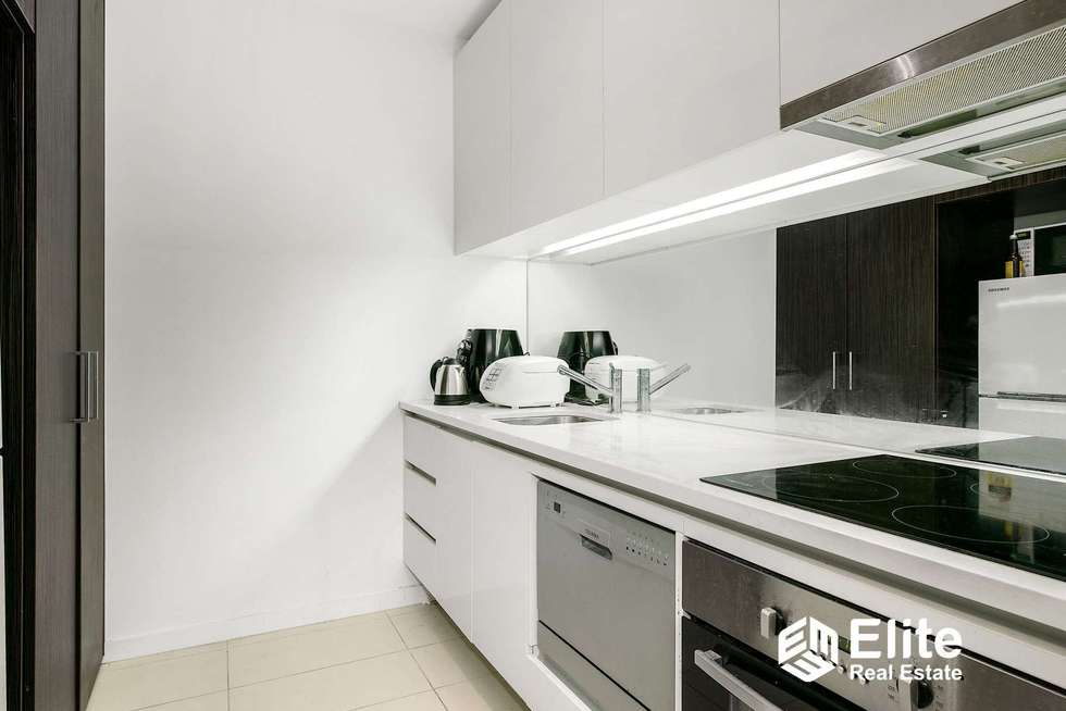 Fourth view of Homely apartment listing, 4109/639 LONSDALE STREET, Melbourne VIC 3000