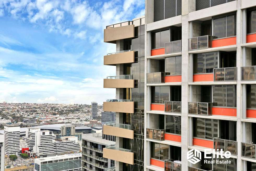 Second view of Homely apartment listing, 4605/33 ROSE LANE, Melbourne VIC 3000