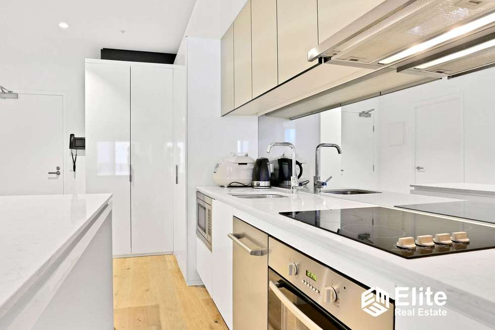 Fourth view of Homely apartment listing, 4605/33 ROSE LANE, Melbourne VIC 3000