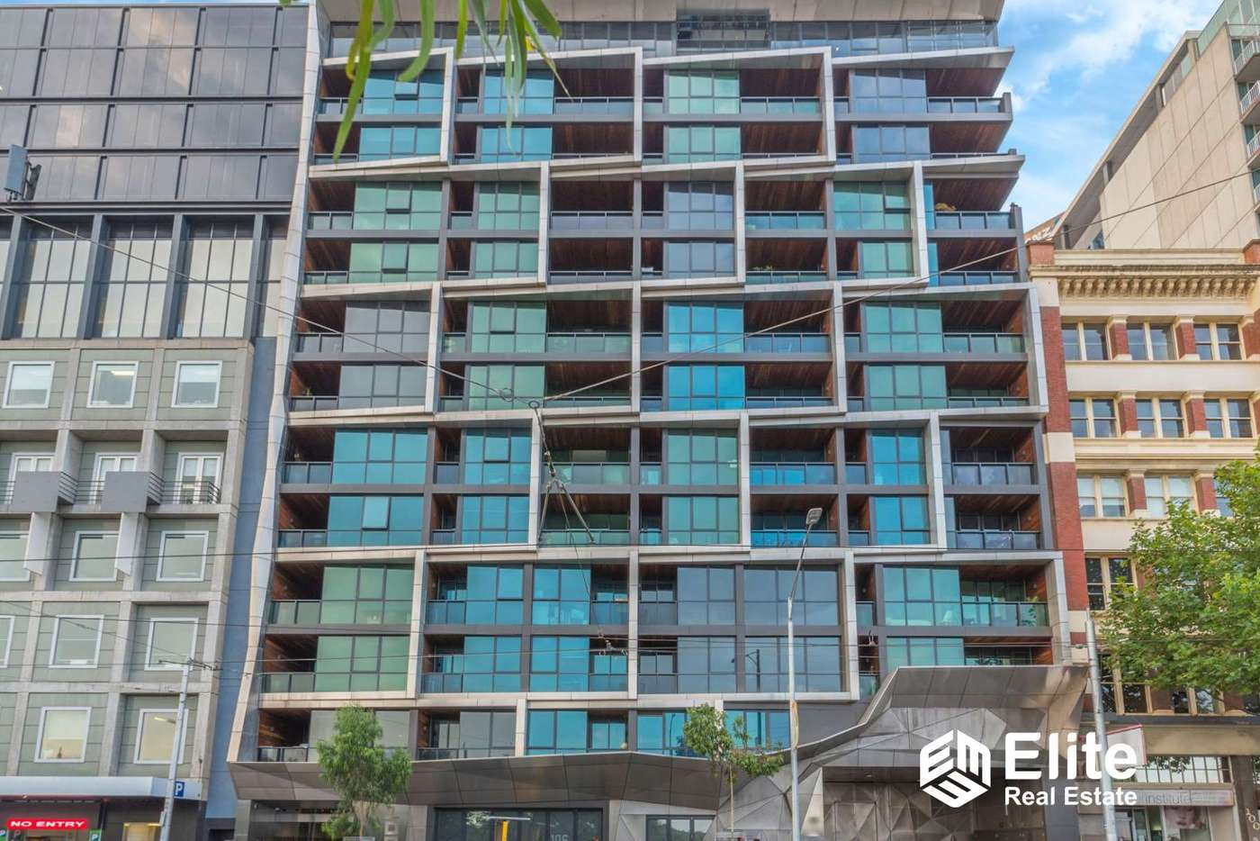 Main view of Homely apartment listing, 312/108 FLINDERS STREET, Melbourne VIC 3000