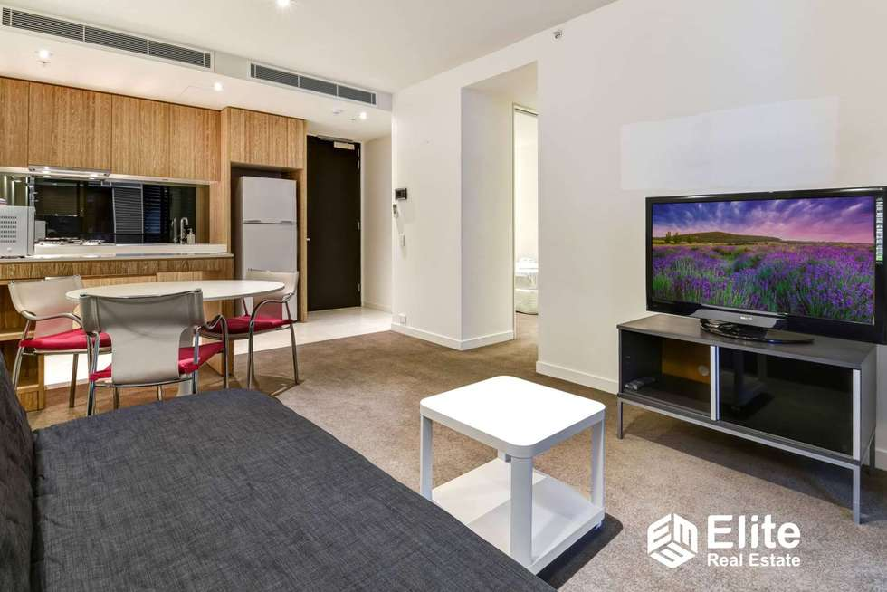 Third view of Homely apartment listing, 312/108 FLINDERS STREET, Melbourne VIC 3000