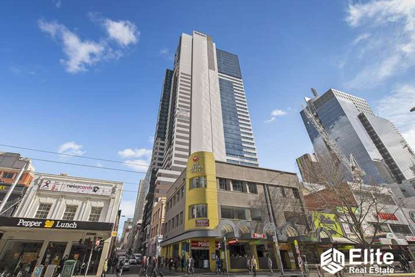Main view of Homely apartment listing, 8 SUTHERLAND STREET, Melbourne VIC 3000