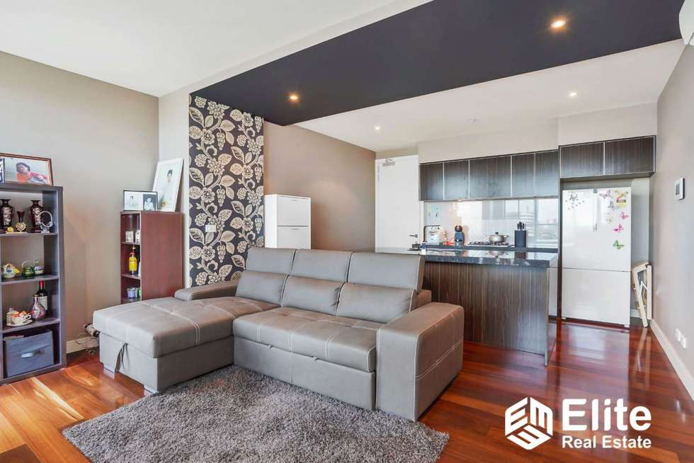 Fifth view of Homely apartment listing, 1814/228 A'BECKETT STREET, Melbourne VIC 3000