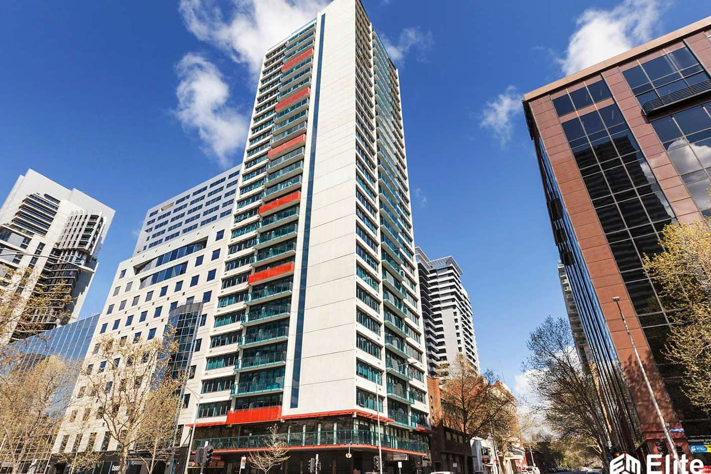Main view of Homely apartment listing, 2610/181 A'BECKETT STREET, Melbourne VIC 3000