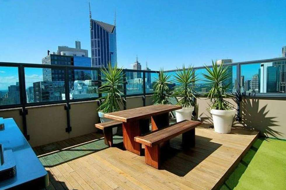 Second view of Homely apartment listing, 2610/181 A'BECKETT STREET, Melbourne VIC 3000