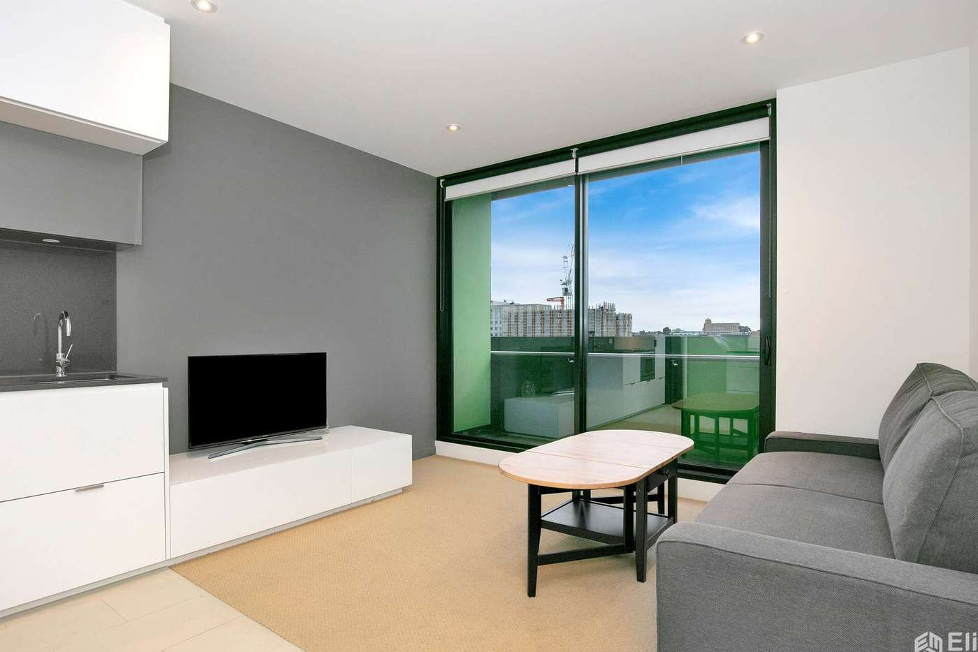 Main view of Homely apartment listing, 706/551 SWANSTON STREET, Carlton VIC 3053