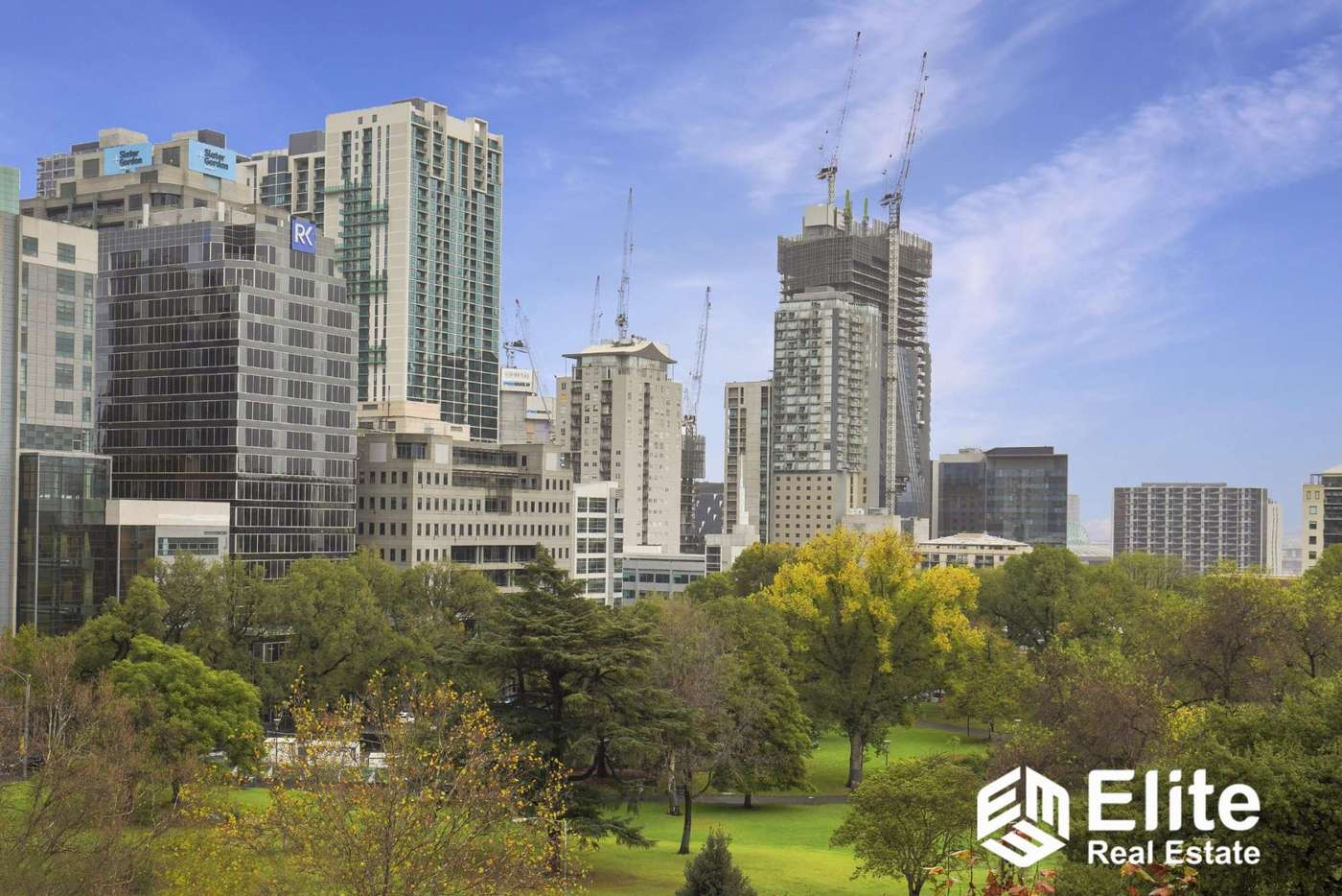 Main view of Homely apartment listing, 918/228 A'BECKETT STREET, Melbourne VIC 3000