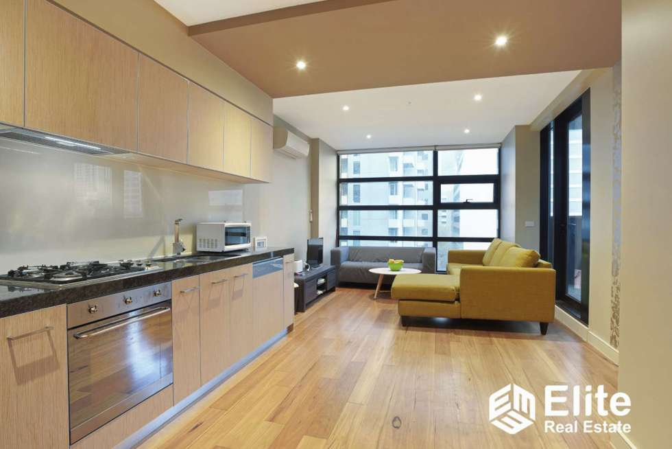 Second view of Homely apartment listing, 918/228 A'BECKETT STREET, Melbourne VIC 3000