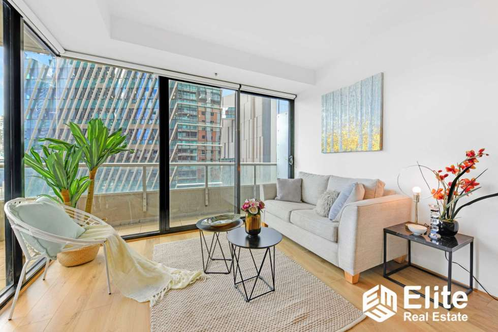 Second view of Homely apartment listing, 1004/280 SPENCER STREET, Melbourne VIC 3000