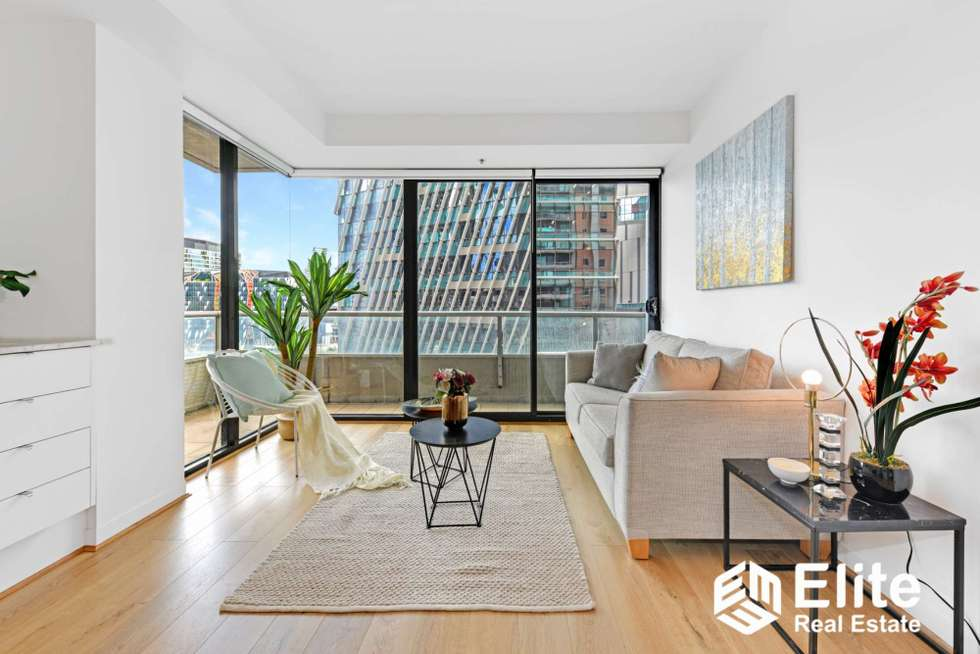 Third view of Homely apartment listing, 1004/280 SPENCER STREET, Melbourne VIC 3000