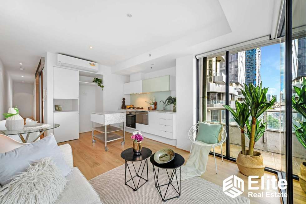 Fourth view of Homely apartment listing, 1004/280 SPENCER STREET, Melbourne VIC 3000
