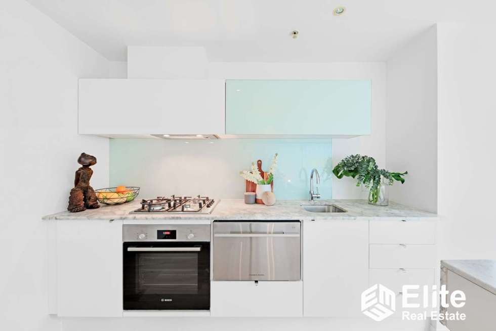 Fifth view of Homely apartment listing, 1004/280 SPENCER STREET, Melbourne VIC 3000