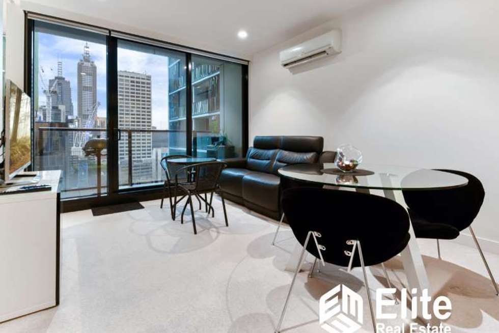 Second view of Homely apartment listing, 902/33 MACKENZIE STREET, Melbourne VIC 3000