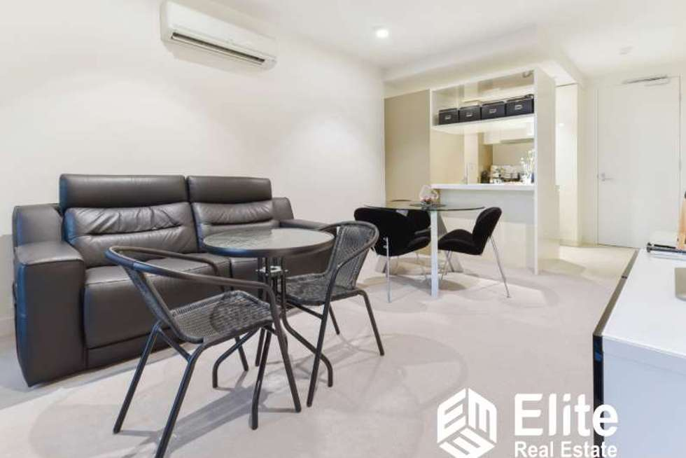Third view of Homely apartment listing, 902/33 MACKENZIE STREET, Melbourne VIC 3000