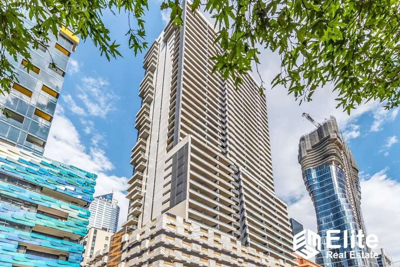 Main view of Homely apartment listing, 1810/200 SPENCER STREET, Melbourne VIC 3000