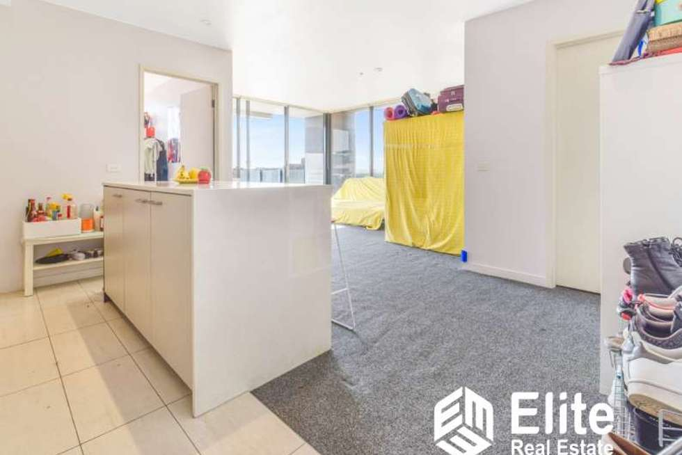 Second view of Homely apartment listing, 1810/200 SPENCER STREET, Melbourne VIC 3000