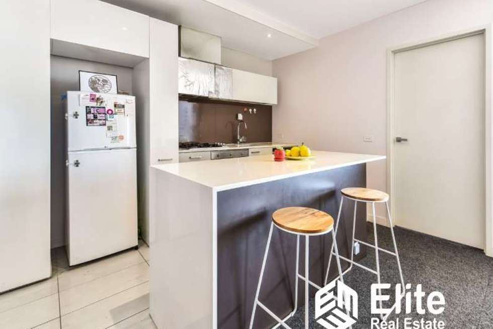 Third view of Homely apartment listing, 1810/200 SPENCER STREET, Melbourne VIC 3000