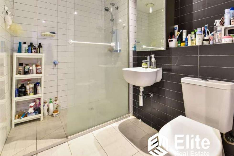 Fifth view of Homely apartment listing, 1810/200 SPENCER STREET, Melbourne VIC 3000
