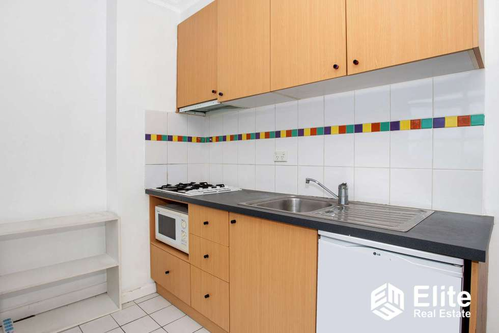 Second view of Homely apartment listing, 211/339 SWANSTON STREET, Melbourne VIC 3000
